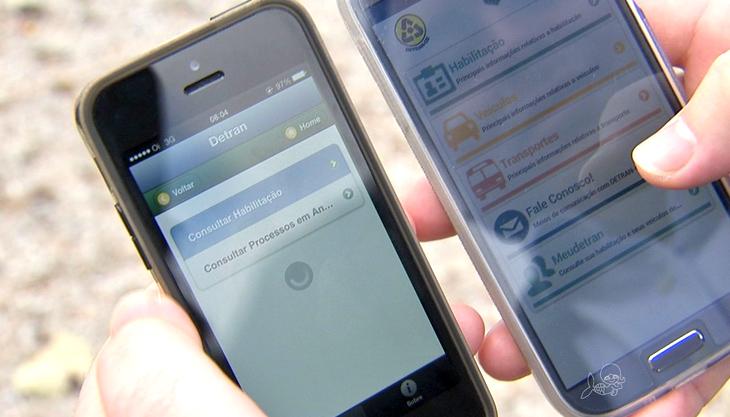 Detran lança App para ampliar interação com usuários